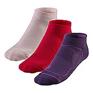 R-Gear Unstoppable Thin Cushion Low Cut 3 pack Socks - Let's Jam S
