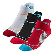 R-Gear Unstoppable Thin No Show Tab 3 pack Socks