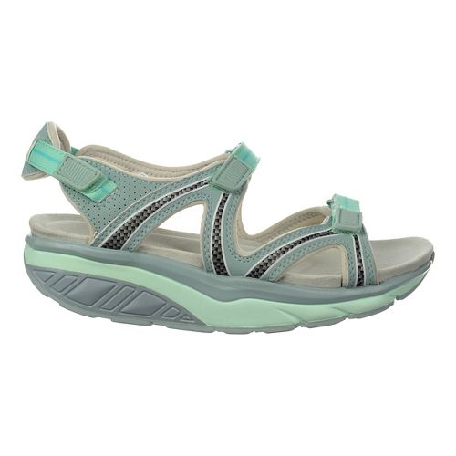 Womens MBT Lila 6 Sport Sandals Shoe - Mint 42