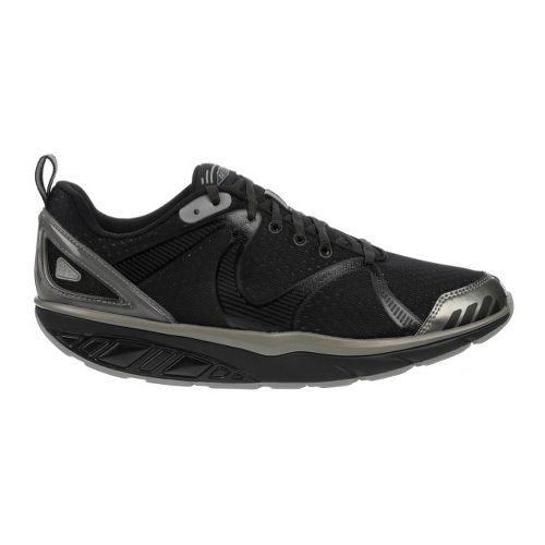 Mens MBT Simba 5 Walking Shoe - Raven/Black/Grey 43