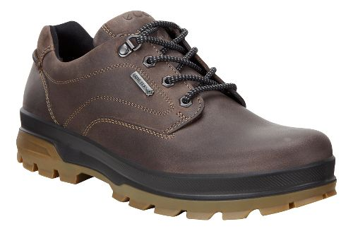 Mens Ecco Rugged Track GTX Low Hiking Shoe - Dark Clay 46