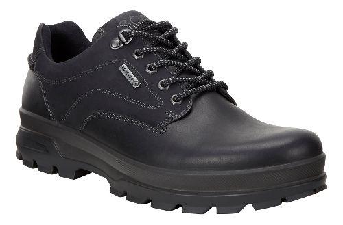 Mens Ecco Rugged Track GTX Low Hiking Shoe - Black 43