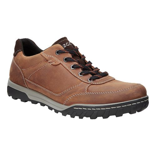 Mens Ecco Urban Lifestyle Low Casual Shoe - Amber 46