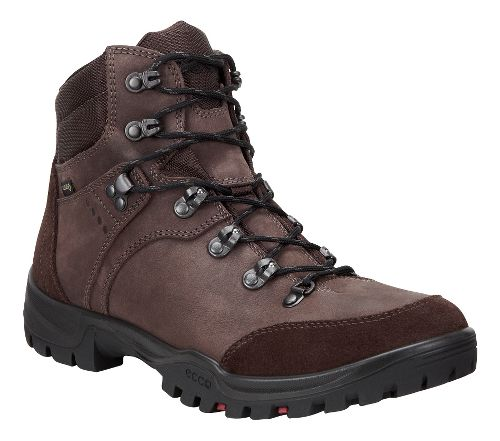 Mens Ecco Xpedition III GTX Hiking Shoe - Coffee 47