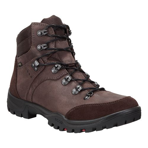 Mens Ecco Xpedition III GTX Hiking Shoe - Coffee 45