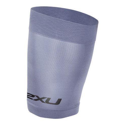 2XU Compression Quad Sleeves Injury Recovery - Titanium/Black M