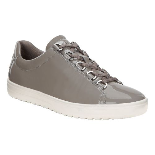 Womens Ecco Fara Tie Casual Shoe - Warm Grey 39