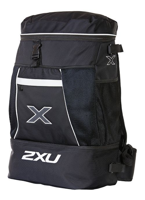 2XU Transition Bag Bags - Black/Black