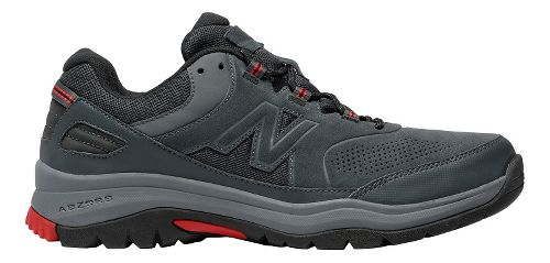 Mens New Balance 769v1 Walking Shoe - Grey/Red 10