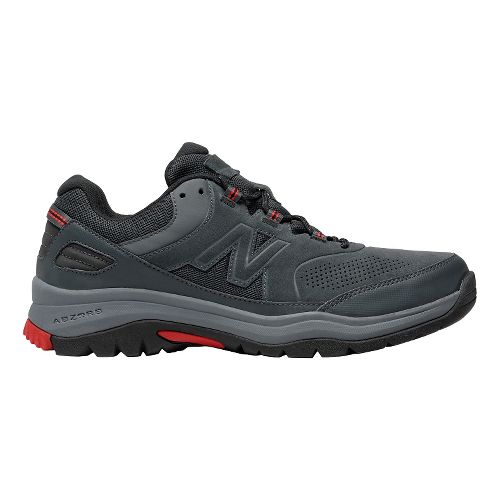 Mens New Balance 769v1 Walking Shoe - Grey/Red 11.5