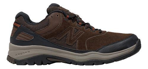Mens New Balance 769v1 Walking Shoe - Brown/Black 11.5