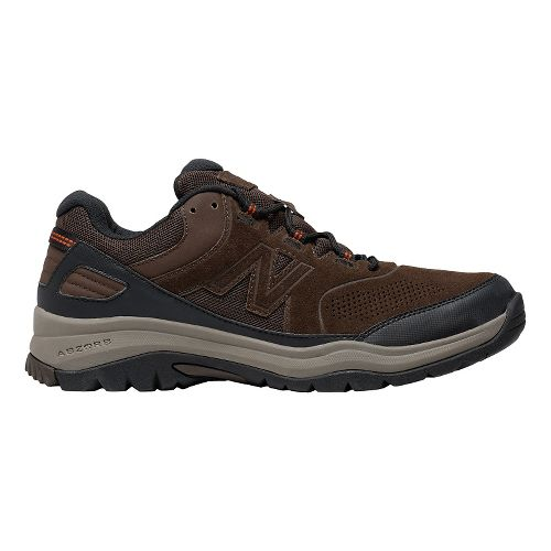 Mens New Balance 769v1 Walking Shoe - Brown/Black 7.5