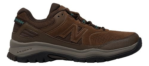 Womens New Balance 769v1 Trail Running Shoe - Brown 9