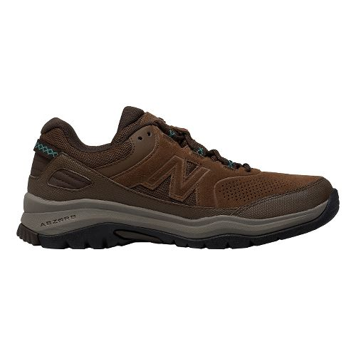 Womens New Balance 769v1 Trail Running Shoe - Brown 9