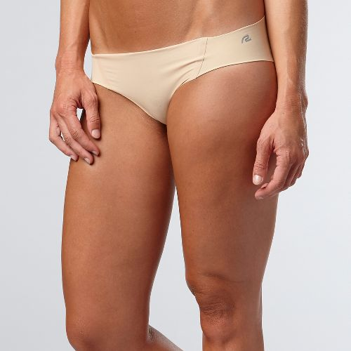 Womens R-Gear Undercover No Show Hipster Bikini Underwear Bottoms - Nude S