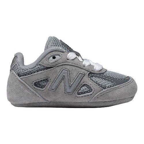 Kids New Balance 990v4 Running Shoe - Grey/Grey 2C