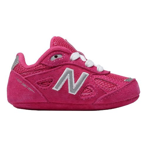 Kids New Balance 990v4 Running Shoe - Pink/Pink 2C
