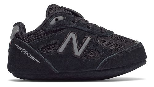 New Balance 990v4 Running Shoe - Black/Black 1C