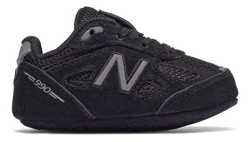 New Balance 990v4 Running Shoe - Black/Black 3C