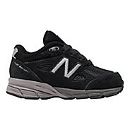 New Balance 990v4 Running Shoe - Black/Black 8C
