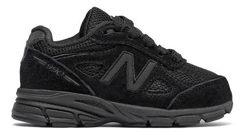 New Balance 990v4 Running Shoe - Black 7C