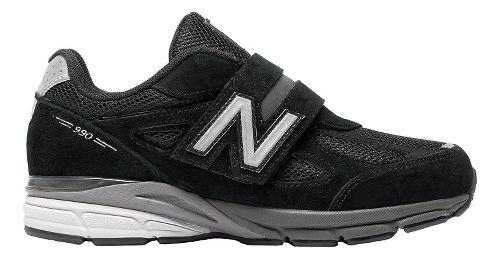 New Balance 990v4 Running Shoe - Black/Black 1.5Y