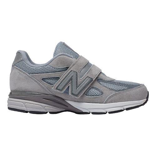 New Balance 990v4 Running Shoe - Grey/Grey 2Y