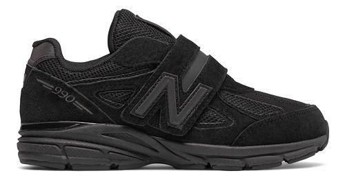 New Balance 990v4 Running Shoe - Black 11C