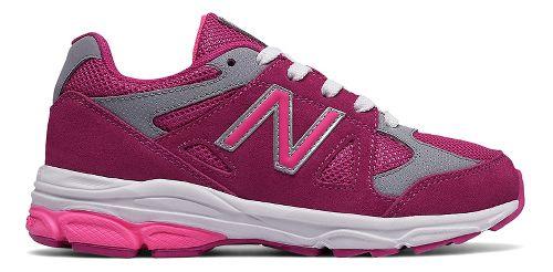 New Balance 888v1 Running Shoe - Pink/Grey 4.5Y