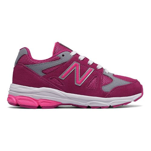 New Balance 888v1 Running Shoe - Pink/Grey 3.5Y