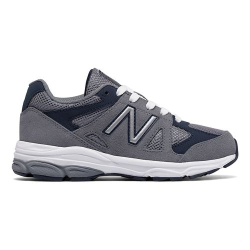 New Balance 888v1 Running Shoe - Grey/Navy 11.5C