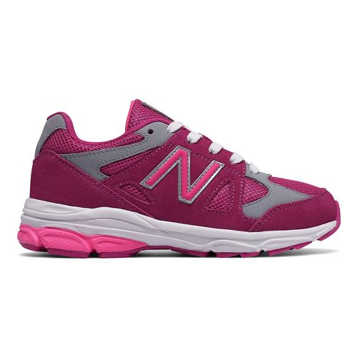 New Balance 888v1 Running Shoe - Pink/Grey 3Y