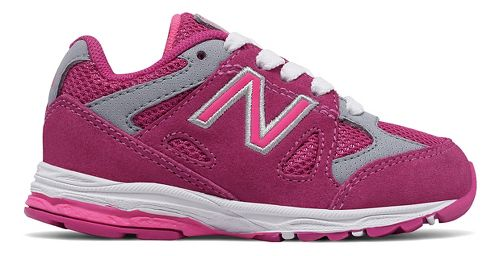 New Balance 888v1 Running Shoe - Pink/Grey 9C