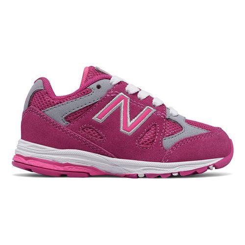 New Balance 888v1 Running Shoe - Pink/Grey 9C