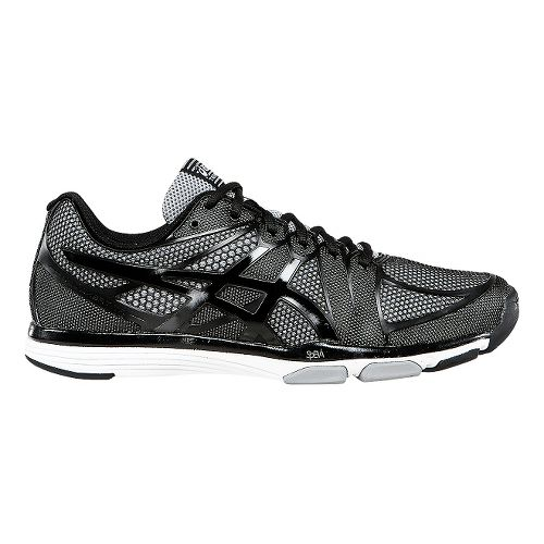 Mens ASICS GEL-Exert TR Cross Training Shoe - Black/Onyx 9