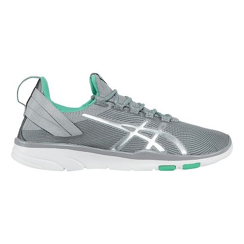 Womens ASICS GEL-Fit Sana 2 Cross Training Shoe - Grey/Lightning 8.5