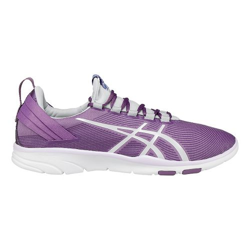 Womens ASICS GEL-Fit Sana 2 Cross Training Shoe - Purple/Lilac 5