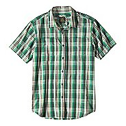 Mens prAna Holten Short Sleeve Non-Technical Tops