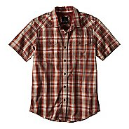 Mens prAna Murdock Slim Fit Short Sleeve Non-Technical Tops