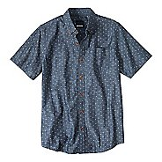 Mens prAna Broderick Slim Fit Short Sleeve Non-Technical Tops