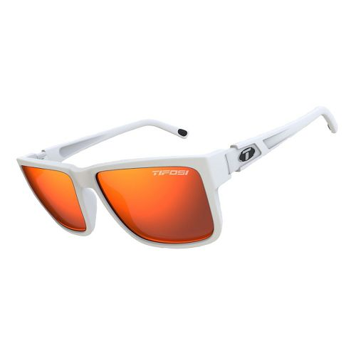 Tifosi Hagen XL Sunglasses - Matte White