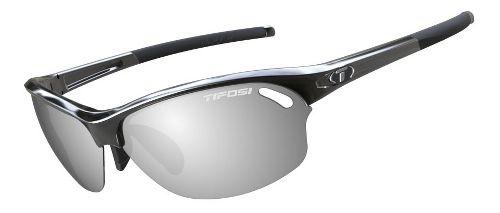 Tifosi Wasp Interchangeable Lenses Sunglasses - Gloss Black