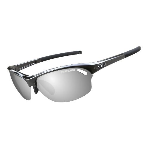 Tifosi Wasp Interchangeable Lenses Sunglasses - Gloss Black