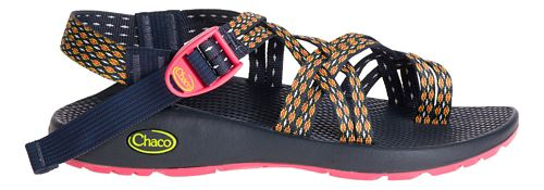 Womens Chaco ZX2 Classic Sandals Shoe - Crest Citrus 6