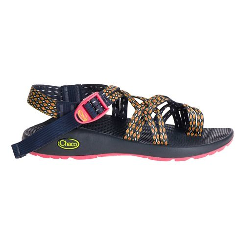 Womens Chaco ZX2 Classic Sandals Shoe - Crest Citrus 8