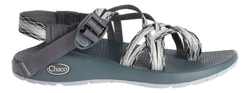 Womens Chaco ZX2 Classic Sandals Shoe - Apex Grey 10