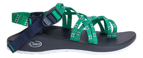 Womens Chaco ZX2 Classic Sandals Shoe - Eclipse Green 10