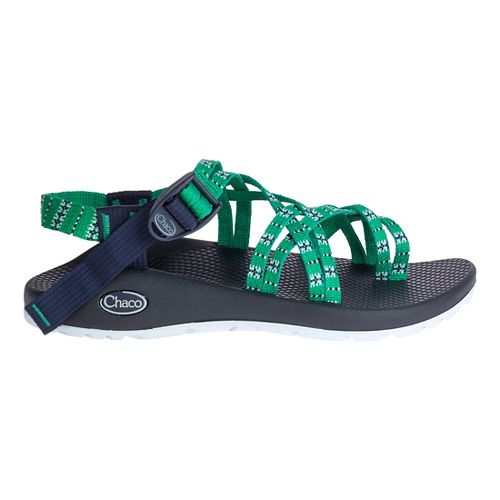 Womens Chaco ZX2 Classic Sandals Shoe - Eclipse Green 7