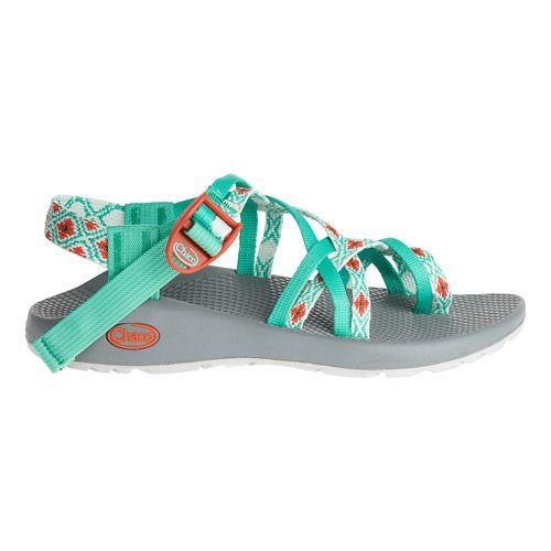 Womens Chaco ZX2 Classic Sandals Shoe - Desert Mosaic 9