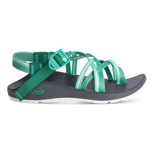 Womens Chaco ZX2 Classic Sandals Shoe - Varsity Pine 5